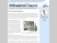 winstroldepot.net Winstrol Cycle, Winstrol Only Cycle, Winstrol Side Effects
