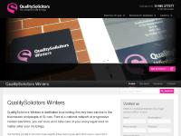 Solicitors in St Ives - QualitySolicitors Winters
