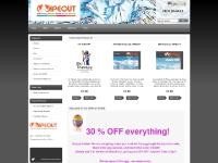 wipeoutstore.eu piste-map, map, ski