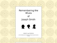 The Wives of Joseph Smith