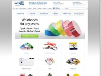 Wristbands Australia - Supplier of Wristbands, Lanyards, Tickets, Sweatbands, Cards