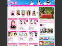Fashion and Celebrity Games | Wizzi.com