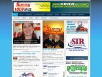 Sunny 101.9 Today's Adult Contemporary Hits - Marquette Michigan Radio WKQS FM