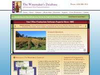 The Winemakers Database: Winery Management Software