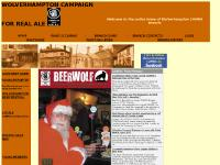 wolverhamptoncamra.org.uk WHAT IS CAMRA?, BRANCH DIARY, BRANCH CONTACTS