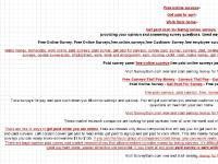 Paid Surveys - Free to join Paid Survey :: Work at Home :: home business ideas,