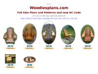 Woodies Adirondack Chair Plans Muskoka Chair & Woodworking Plans