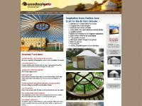 BUY A YURT, BUILD A YURT, See Pictures