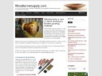 Woodturnersupply.com - Your source for wood turning information, turning blanks, pen turning kits and woodturning supplies for wood turners of all levels