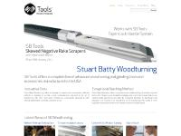 Stuart Batty Woodturning | Perfecting the art of woodturning with proper techniques and superior tools from Stuart Batty