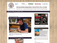 Homepage - The Woodworkers Institute