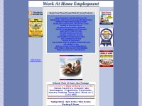 Work At Home Employment Center