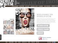 worldgym.com , Promotions,