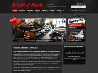 Welcome to World of Music | Piano and keyboard specialists of the Okanagan and interior of BC