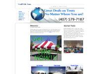 Air Domes, Frame Tents, Materials, Rentals