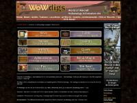 wowdigs.com WOW Archaeology, World of Warcraft Archaeology, Archaeology Guide