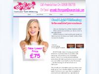 Teeth Whitening With Wow Smile Uk Cool Laser Technology At Home