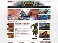 WoWTCG Front Page | World of Warcraft Trading Card Game