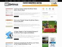 WP Optimus - We Know WordPress