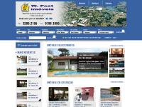 A Empresa, Assessoria Imobiliária, Propostas e Cadastros, Financiamento