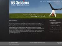 wqsolutions.co.uk Management systems, quality management systems, belfast