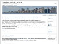 Jan Wrampelmeyer's Website