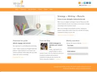 writetoincite.com communication strategy, professional services, HR