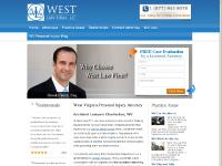 Charleston WV Personal Injury Lawyer | West Virginia Injury Attorney