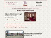 Wynken, Blynken & Nod - Bed and Breakfast - Meadville, PA