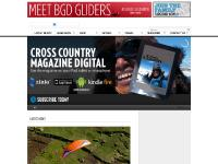 Windtech's EN A Honey, U-Turn's EN C Passion, New-look Escape Paragliders, Toma Coconea and the UP Summit XC2