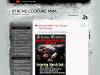 xtremecouture.wordpress.com Xtreme Couture MMA, Amateur Fight Team, Brice Ritani-Coe