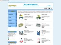 Stretch wrapper|Pallet wrapping machine|Case sealer|strapping machine|banding machine
