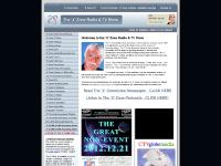 The 'X' Zone Radio & TV Show New Main Page
