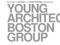 Young Architects Boston Group