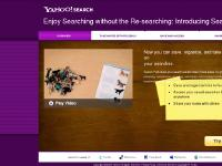 Search Pad brought to you by Yahoo! Search