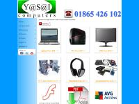 Yasai Computers, Cheap Laptops, Computers and Cheap LCD Monitors Sale and Repair