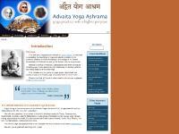 The official web site of the Advaita Yoga Ashrama