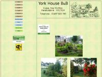 Hay on wye york house