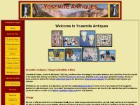 yosemiteantiques.com Furnishings, Jewelry, Patent Medicine