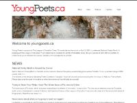 Youth Home | youngpoets.ca