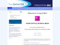 youngsuffolk.co.uk Communications, Training, Transforming Local Infrastructure