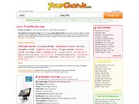 yourchords.com guitar chords, chords, chord