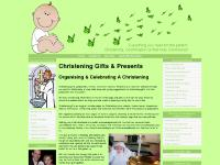 christening gifts and christening presents | christenings | planning the christening