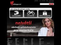 yshop.cz Motooblečení, doplňky, díly