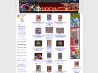 Yugioh Yu-gi-oh Cards yugioh-store.com Yu-gioh Yugi-oh