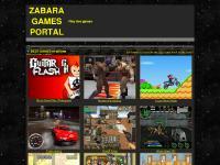 Zabara Games Portal - Jogos online grátis