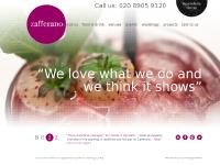 London Catering - Caterers London - Party Caterer - Award winning Zafferano