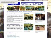 zambianmissionsupport.org ZMS NEWSLETTERS, PROJECTS, CCZ