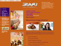 Welcome to Zari - Award winning Indian Restaurant & Takeaway in Crawley, West Sussex..