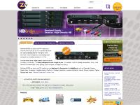 ZeeVee.com | Distribute HD video over coax with our encoder / modulators